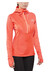 The North Face FuseForm Dolomiti 1/4 Zip Hoodie Women radiant orange fuse